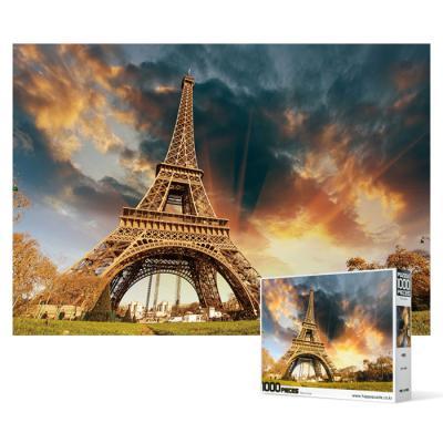 1000피스 직소퍼즐 - 에펠탑의 황혼