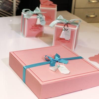 아이씨엘 태슬 정사각(Large) - Pink Lovely