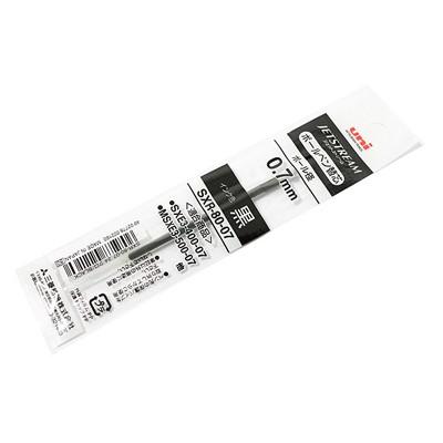 유니볼 제트스트림3 3컬러 멀티펜 리필-0.7mm