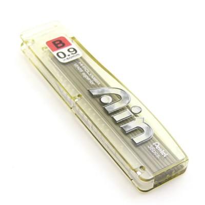 펜텔 아인 하이폴리머 샤프심 0.9mm (2타입)