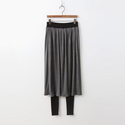 Pleats Skirt Leggings