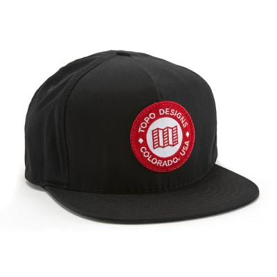 토포디자인 RANGER HAT BLACK/RED TDRH013 모자