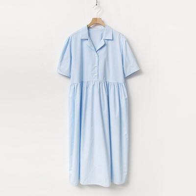 Napoli Shirts Long Dress