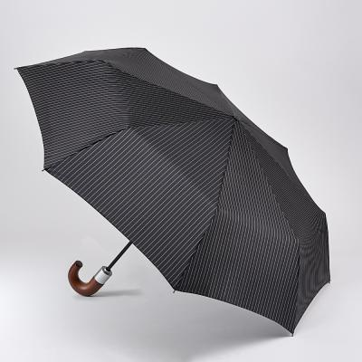 펄튼 전자동 단우산 첼시-2 블랙 앤 스틸