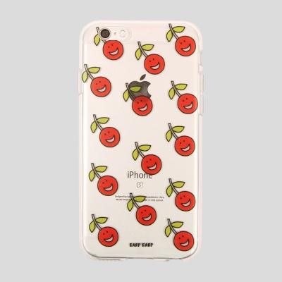 [어프어프] 젤리케이스 Smile cherry