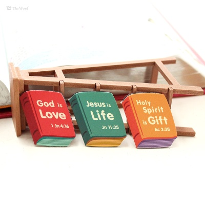 Bible 북마크 set (3개)