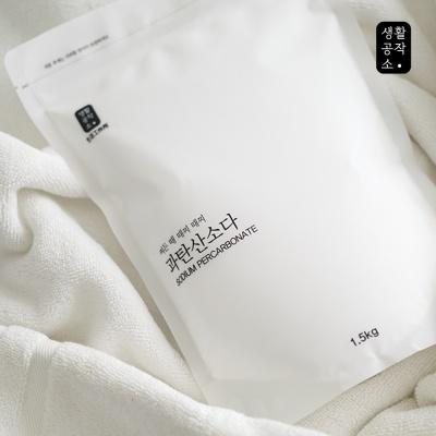 [생활공작소]과탄산소다 1.5KG 2개