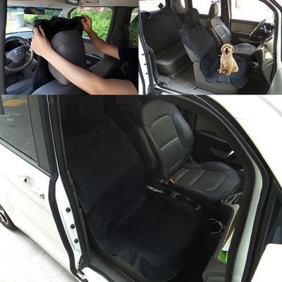 자동차 애견 보호 시트 커버 차량용 동물 시트 커버