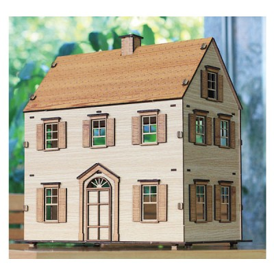 DIY나무모형 주디 갈랜드 하우스