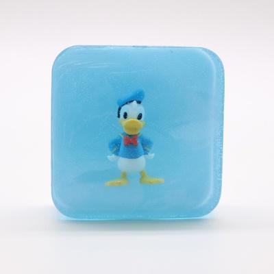 디즈니 피규어 비누 도날드 덕