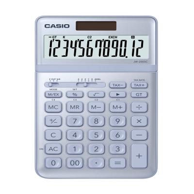카시오 컬러계산기 JW-200SC