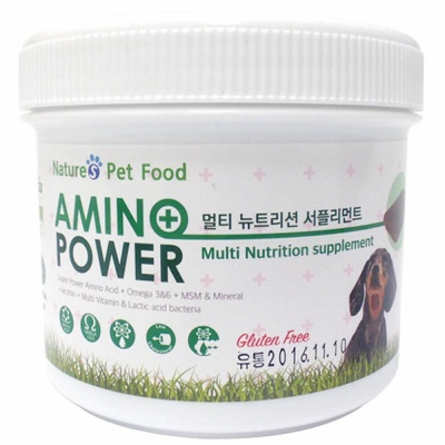 Amino Power 멀티 종합영양제 200g (pt)