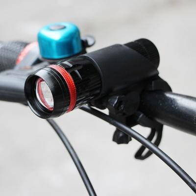LED 자전거안전등 / 핸들고정 자전거라이트
