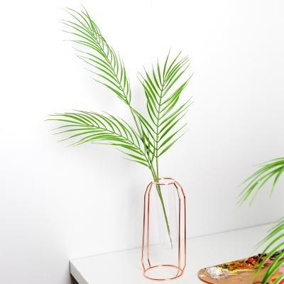 조화 아레카야자 3잎 번들