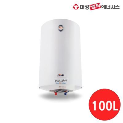 대성쎌틱 페로리 저장식 전기온수기 SEV100 (하향식)