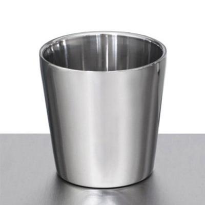 기본형 스텐 이중컵 1개