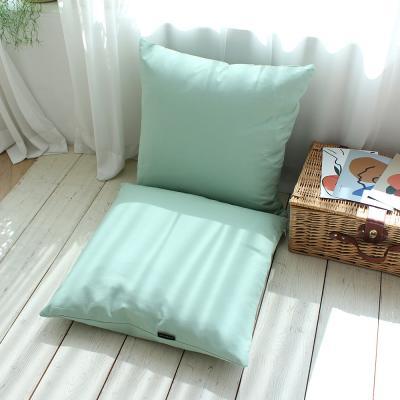 팬톤 쿠션 방석 세트(솜포함) 50x50 K민트