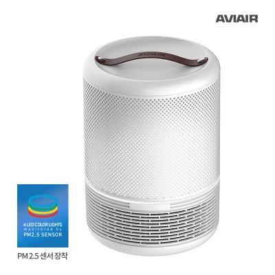 H13 헤파필터 360도 공기청정기 퓨어센스 PM2.5센서 AVI-300S