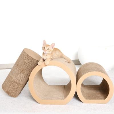 [봉봉펫닷컴] 고양이 3단 조립형 캣타워