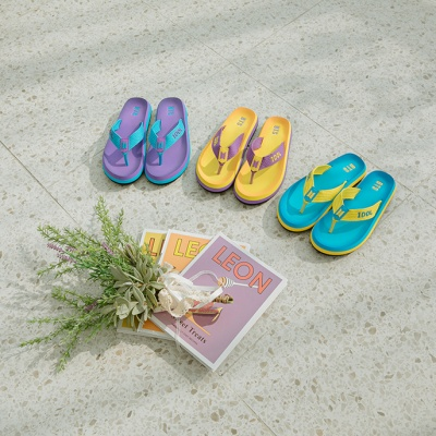 [BTS 공식라이센스] BTS IDOL FlipFlops 003