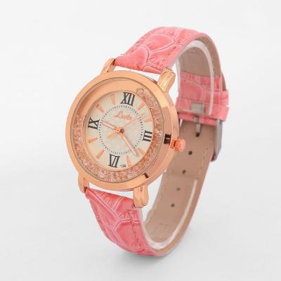 넬슈 여성 손목시계(핑크)