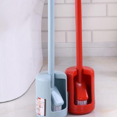 기본형 욕실 청소솔 1개(색상랜덤)
