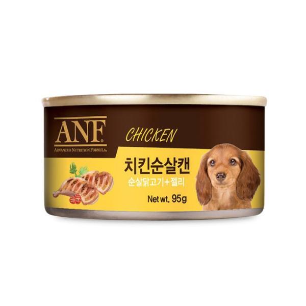 ANF 치킨순살캔95G 강아지캔간식