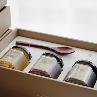 [우드스푼] 천연꿀 3종 선물세트