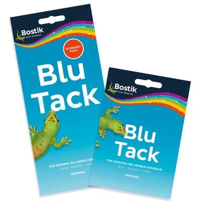 재사용 점토점착제 블루택 오리지널 50G+90G Blu-tack