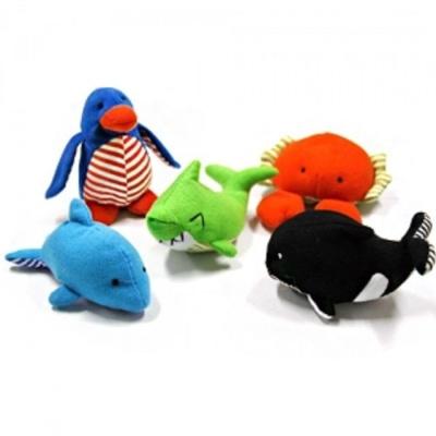 바닐린향 바다토이 애견 강아지 인형 장난감 선물