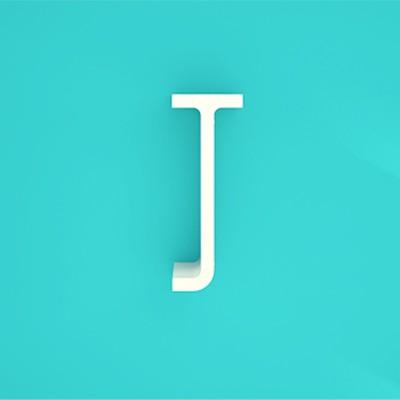 큐빅스2 벽선반 이니셜-J