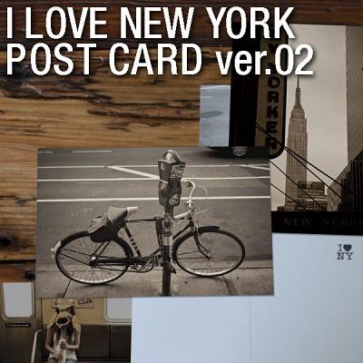 I LOVE NEW YORK - Post card ver.02(7종set)