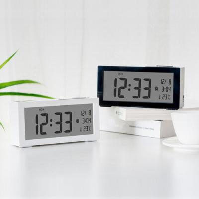 [BEAT] 시간 달력 온도계 탁상시계 Classic Time