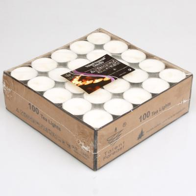 티라이트 캔들 4.5H 프리미엄 (100개입/ 화이트)