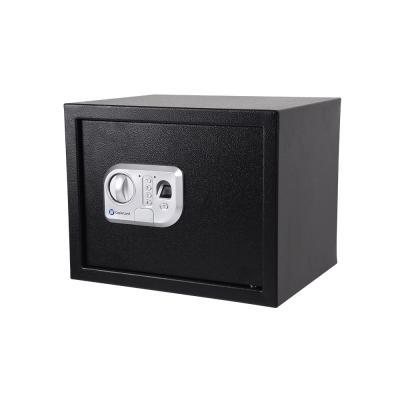 [카피어랜드] 디지털 지문인식 소형금고 CFS-30 BLACK
