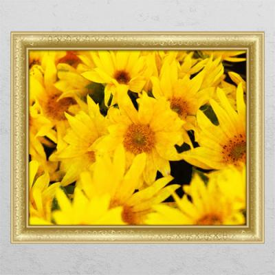 ii926-노랑노랑해바라기_창문그림액자