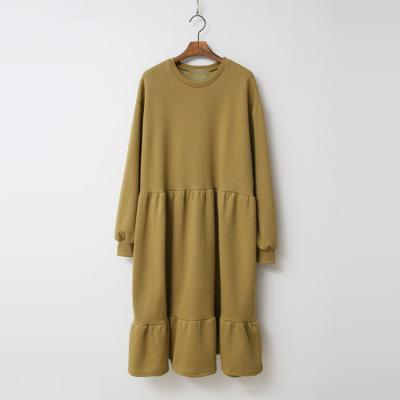 Gimo Cancan Dress  - 기모안감