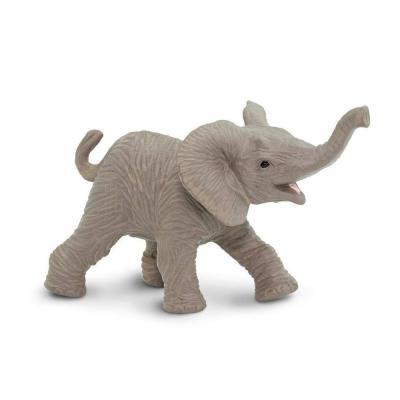 238529 아기아프리카코끼리 동물피규어