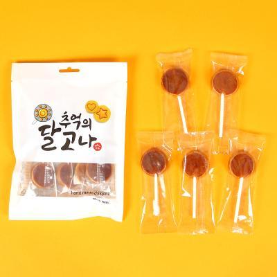 추억의 달고나 스틱 5개입 (55g)