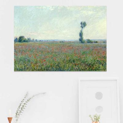 주문제작 액자 Monet Poppy Field2 841x594x30mm