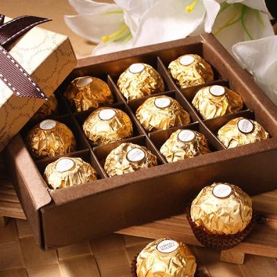 [FERRERO]페레로로쉐 핸드메이드 포장 초콜릿 선물세트 [12T]