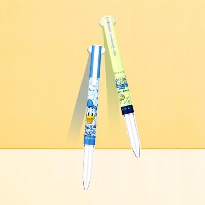 미쯔비시 유니 디즈니콜라보 스타일핏트 3색홀더 AA