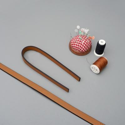 가죽 손잡이 / 가방 부자재 / 천연 가죽 소재