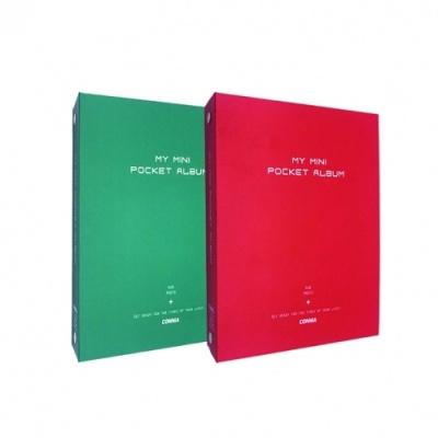 코니아미니포켓앨범 CA160S 레드 [권1] 398554