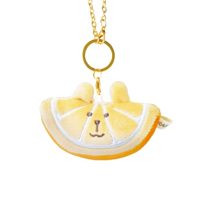 크래프트홀릭 ORANGE RAB KEY RING