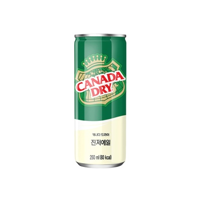 캐나다 드라이 진저에일 250ml 30캔