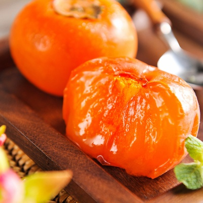 경북 청도 꿀당도 씨없는 반시 5kg 특대 25과