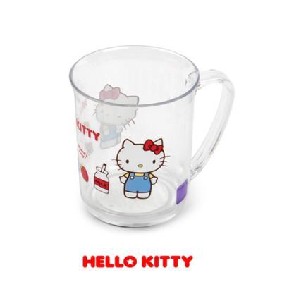 헬로키티 요리사 머그컵 (투명)