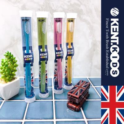 켄트키즈 칫솔(단품) - 그린,블루,옐로우,핑크 4개 색상 택1