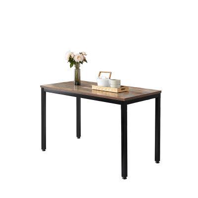 바들 블랙 빈티지 테이블 1200